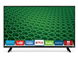 "VIZIO D55-D2 D-Series 55"" Class Full Array LED Smart TV (Black)"