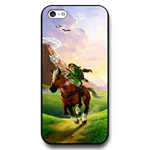 UniqueBox - Customized Black Hard Plastic iPhone 6 plus (5.5) Case, The Legend of Zelda iPhone 6 plus (5.5) case