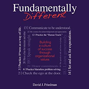 Fundamentally Different Audiobook
