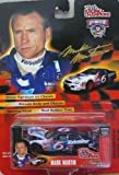 Mark Martin - Racing Champions - 1998 - NASCAR 50th Anniversary - Signature Driver series - No. 6 Valvoline Ford Taurus - 1:64 Scale Die Cast Replica Collector Car