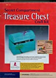 : Secret Compartment Treasure Chest Craft Kit By St. Judes Hospital