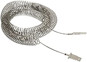 Edgewater Parts 5300622034 Electric Dryer Restring Heating Coil Compatible With Frigidaire Dryer