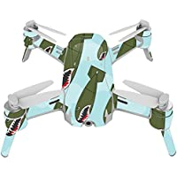 Skin For Yuneec Breeze 4K Drone – Bombs Away | MightySkins Protective, Durable, and Unique Vinyl Decal wrap cover | Easy To Apply, Remove, and Change Styles | Made in the USA