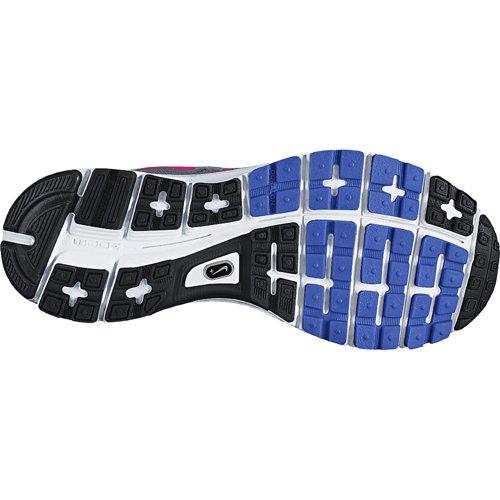 Nike Zoom Vomero 9 Women Sneakers Magnet Grey/Hyper Cobalt/Reflect Silver/Hyper Pink 642196-006 (SIZE: 6)