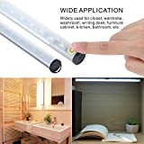 Closet Lights,Touch Light,15 LED Touch Tap Light,Stick-on Anywhere Push Light,Cordless Touch Sensor LED Night Light,Stair Lights,Camping Lights(2 packs)