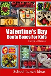 Valentine's Day Bento Boxes For Kids (School Lunch Ideas)