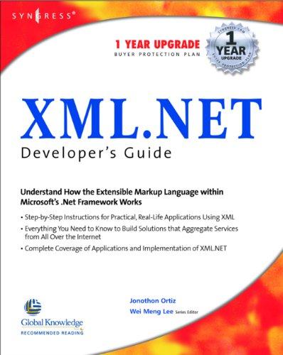 Download XML Net Developers Guide Pdf