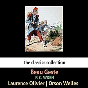 Beau Geste (Dramatised) Radio/TV Program