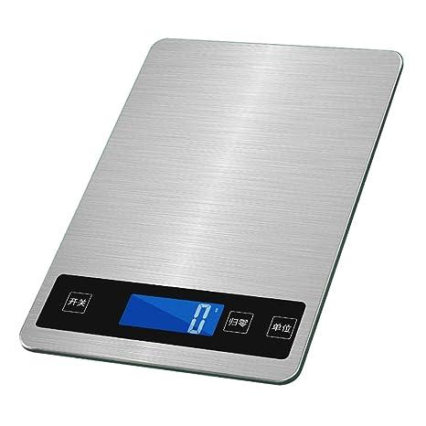 Básculas de cocina| Básculas digitales para hornear| Básculas electrónicas de alimentos de acero inoxidable