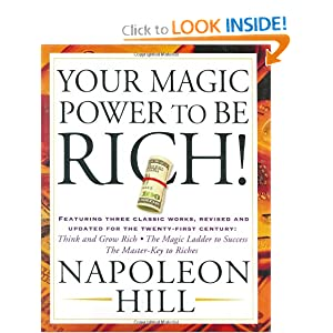 Your Magic Power to be Rich! Napoleon Hill