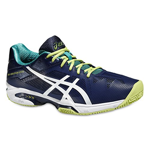 Asics Gel-Solution Speed 3, Scarpe da Tennis Uomo giallo