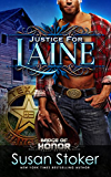 Justice for Laine (Badge of Honor: Texas Heroes Book 4)
