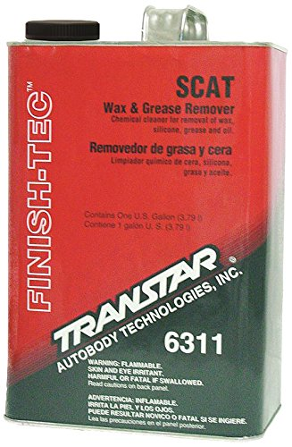 TRANSTAR 6311 SCAT Wax and Grease Remover - 1 Gallon