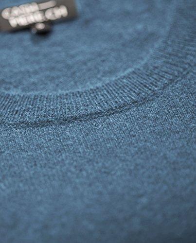Jeans mere Un Avec 100 Chandail Cachemire Rond Hommes ch Pour Pull Cash Col Rqw7F00