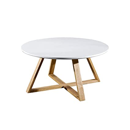 Tables Jardin Ronde petite table basse simple salon moderne ...