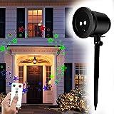 Christmas LED Projector Light Stars