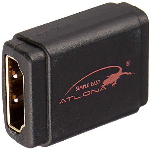 - ATLONA AT14042 HDMI Female to HDMI Female Adapter