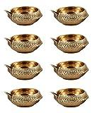 Best Brass Oils - Hashcart Handmade (Set of 20) Indian Puja Brass Review