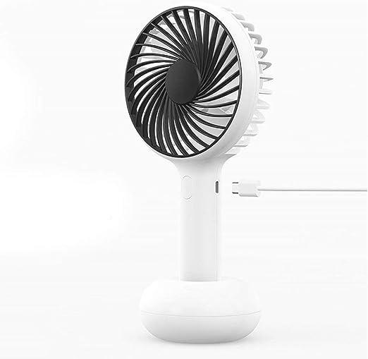 LLLKKK Kücheks - Mini ventilador de batería portátil de mano para ...