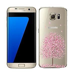 YSIMEE para Carcasa Samsung Galaxy S8 Plus,Xmas Decoración ...