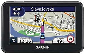 "Garmin 40 ČR Lifetime Portátil/Fijo 4.3"" TFT Pantalla táctil 148g Negro - Navegador GPS (Interno, República Checa, TFT, 480 x 272 Pixeles, microSD (TransFlash), Portátil/Fijo)"