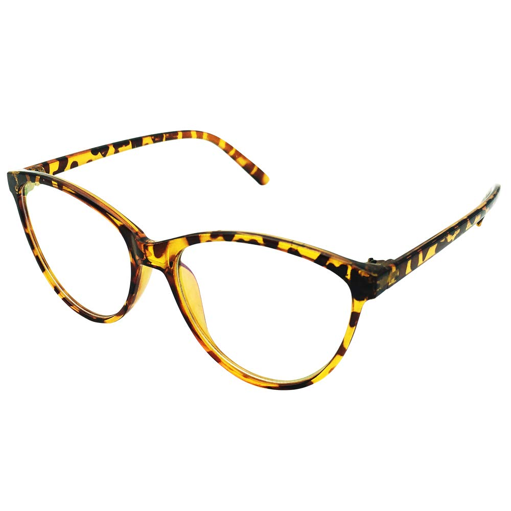 8d60a28144 Amazon.com  Southern Seas Ladies Cat Eye Style +2.50 Reading Glasses Womens  Floral Frame Readers Eyeglasses Eyewear  Health   Personal Care
