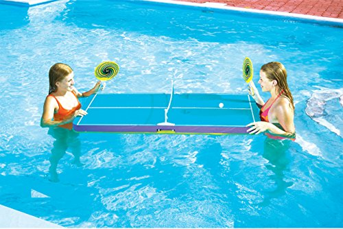 Swimline Floating Pool Pong Table by Swimline
