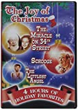 The Joy Of Christmas, 4 Hours Of Entertainment With Miracle On 34th Street, Scrooge, The Littlest Angel Plus More, 2008 Edition
