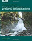 Estimating Low-Flow Frequency Statistics and Hydrologic Analysis of Selected Streamflow-Gaging Stations, Nooksack River Basin, Northwestern Washington and Canada, U. S. Department U.S. Department of Commerce, 1496133900