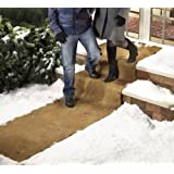 EXTRA WIDE NO SLIP ICE AND SNOW CARPET (10 FEET LONG X 30 INCHES WIDE)