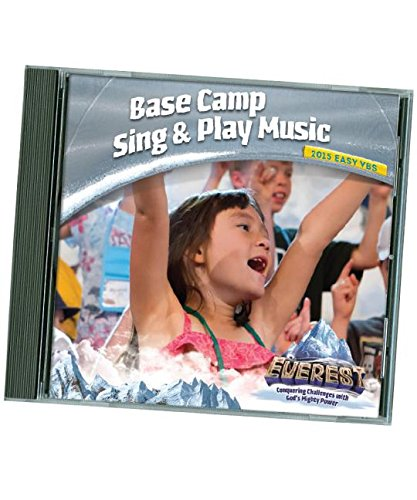 Everest Kitchen - 1 X Everest VBS Vacation Bible School Base Camp Sing & Play Music Cd