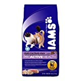 Iams Proactive Health Adult Multi-Cat with Chicken and Salmon, 6-Pound Bags, My Pet Supplies