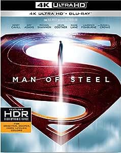 Man of Steel (4K Ultra HD/BD) [Blu-ray]