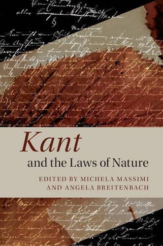 Read Online Kant and the Laws of Nature ebook