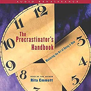 The Procrastinator's Handbook Audiobook