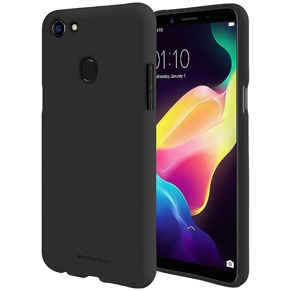 new products 82e6e c478e Amazon.com: Oppo F5 Case with Screen Protector [Slim Fit] Mercury ...