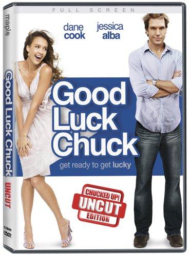 Good Luck Chuck (Uncut Full Screen Version) (2008) DVD; Mark Helfrich