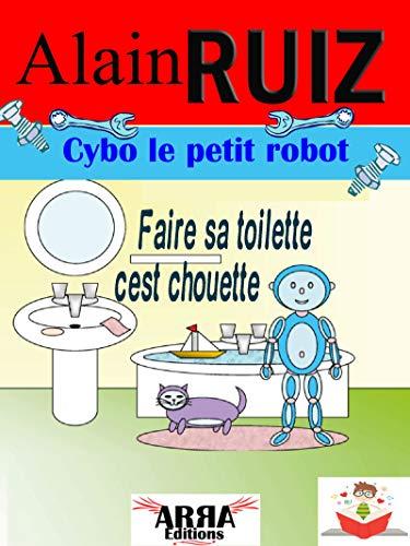 Amazoncom Cybo Le Petit Robot Faire Sa Toilette Cest
