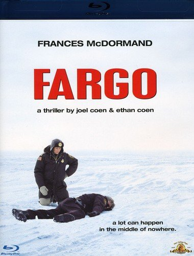 Blu-ray : Fargo (Subtitled, Dubbed, Dolby, AC-3, Digital Theater System)