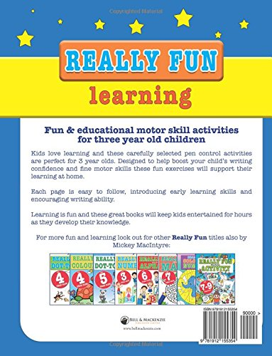 really fun pen control for 3 year olds fun educational motor