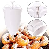 Shirazawa Donut Mould Easy Fast Portable Donut
