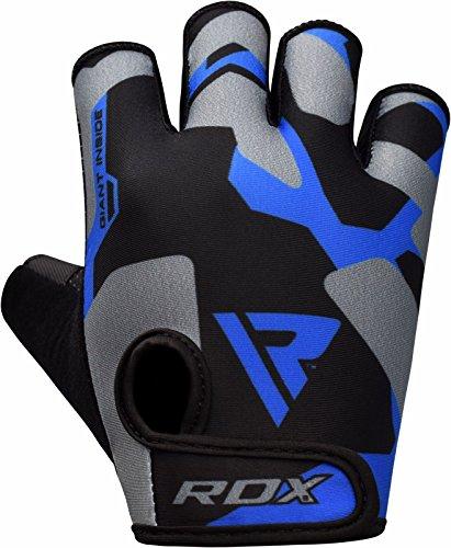 Rdx Ladies Bodybuilding Weight Lifting Gym Gloves: RDX Gym Weight Lifting Gloves Workout Fitness Bodybuilding