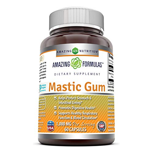 Amazingmulas Mastic Gum 1000mg