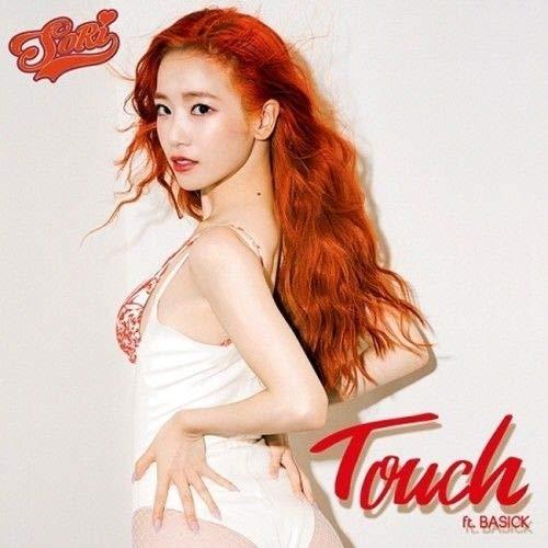 - Sori - [Touch] 1st Solo Debut Single Album CD+Booklet K-POP Sealed CocoSori Member