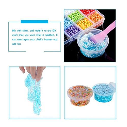 0 1 0 18inch Colorful Styrofoam Balls Mini Foam Balls
