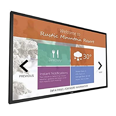 Philips 65BDL3051T | 65 inch Signage Solutions Multi Touch Display
