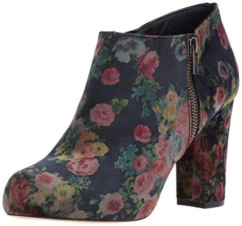 Madden Girl Women's Party Ankle Boot Floral Velvet DggfCvditI