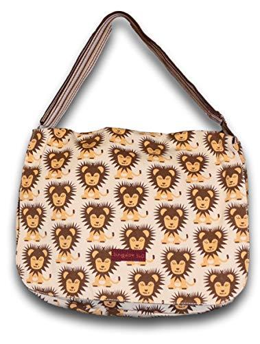 Bungalow 360 Large Flap Messenger Bag
