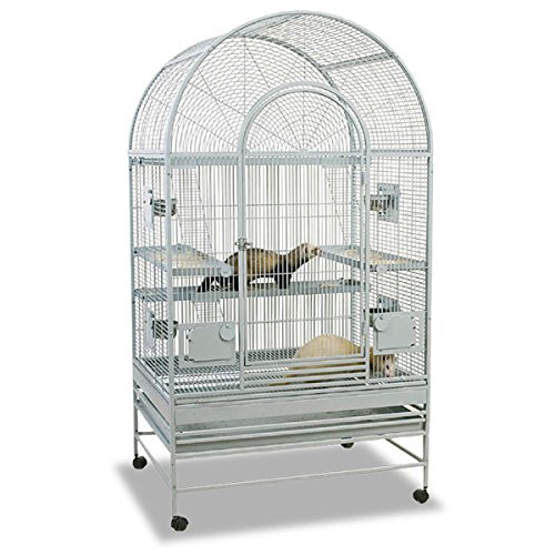 Montana Cages | Voliere für Nager, Nagervoliere, Käfig Degu Miami - Platinum Gehege für Degu & Co.
