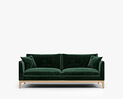 Amazon.com: Kure D42-005, Loren Sofa, Moss: Kitchen & Dining